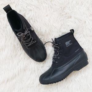 Sorel Cheyanne ll Short Nylon Waterproof Men Boot